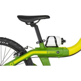 ORBEA Grow 2 7V Childrens Bike yellow/green